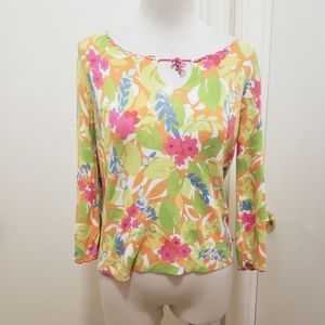 3for$20 blouse floral